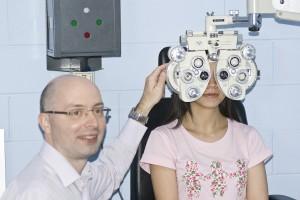 Anthony Liska, Optometrist